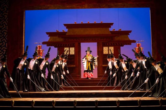 The Mikado 2016