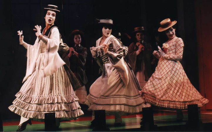 Three Little Maids (Mikado)