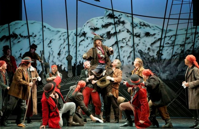 The Pirates of Penzance – Scottish Opera – 2013